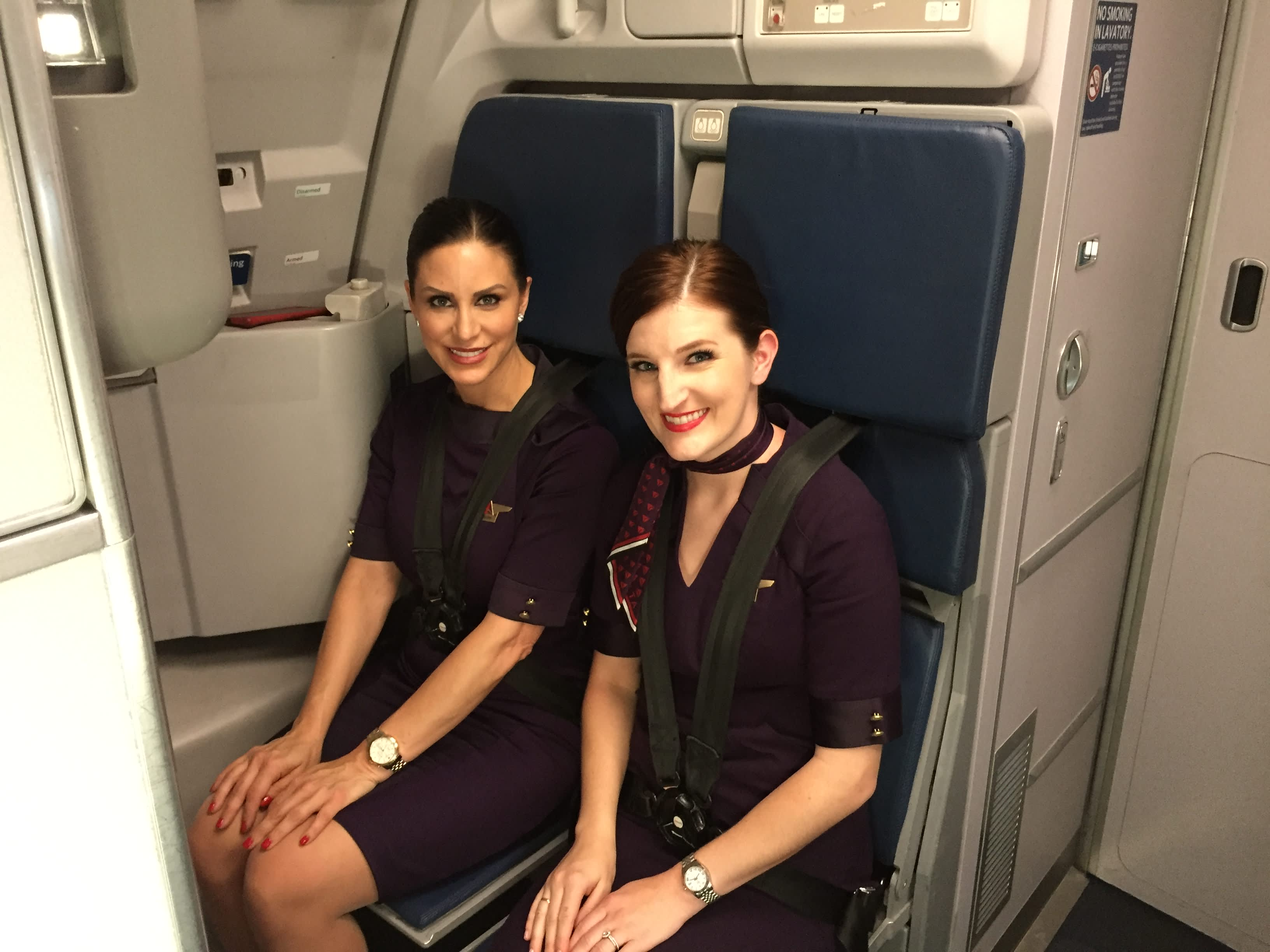 Surprising Facts I Learned Shadowing A Delta Flight Attendant