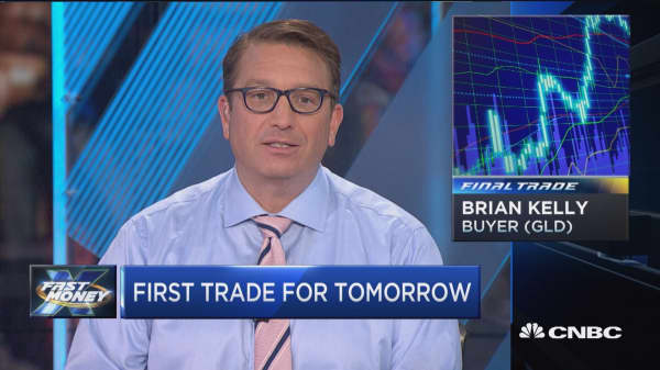 Final Trade: GLD, IBM & More