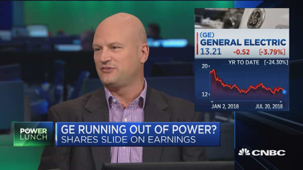 Big GE bull still confident stock can turnaround