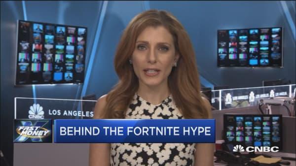 Fortnite passes $1 billion in in-game sales