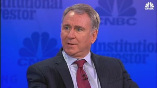 Hedge fund billionaire Ken Griffin on markets, bitcoin and real estate