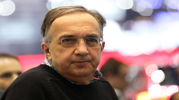 Fiat Chrysler replaces CEO Sergio Marchionne