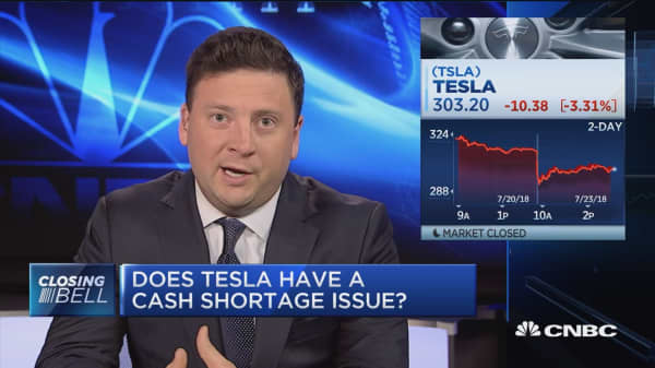 Tesla cannot achieve profitability in Q3 with one time windfalls: Consumer Edge analyst