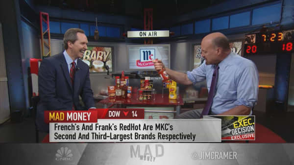 No longer 'trapped at a non-food company,' Frank's RedHot drives growth for McCormick, CEO says