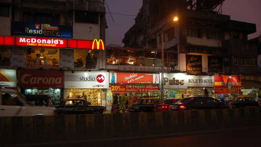 Mcdonalds Restaurants In India Are Using Cooking Oil To Power