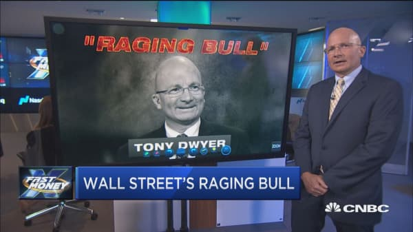 Wall Street's raging bull sees an incredible buying opportunity coming