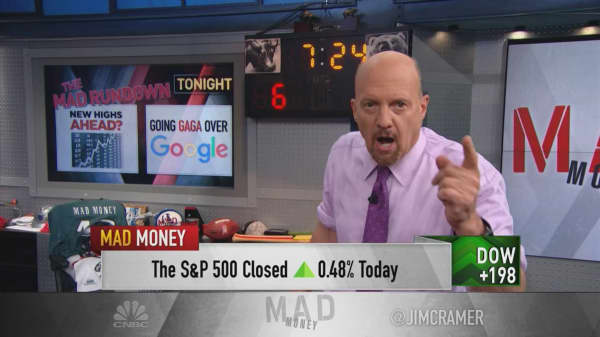 Cramer: 'Extremist' is the one word to sum up this market