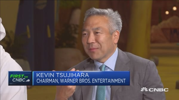 Warner Bros CEO: Abu Dhabi theme park 'something we can be proud of'
