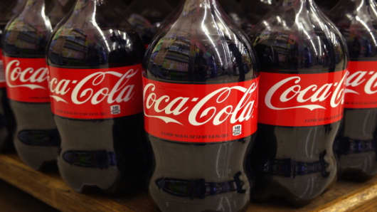 Coca-Cola CEO on Q2 earnings and trade