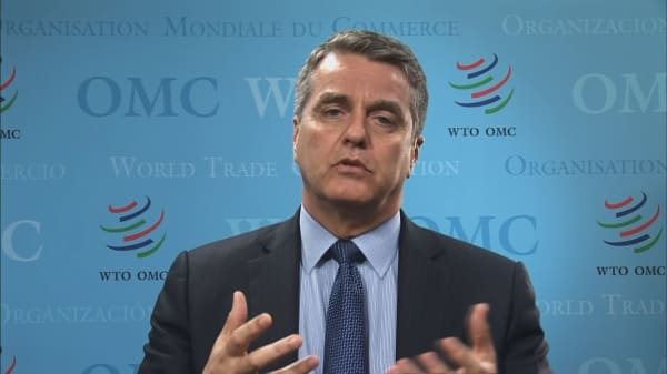 WTO is not broken, says WTO Director Roberto Azevedo