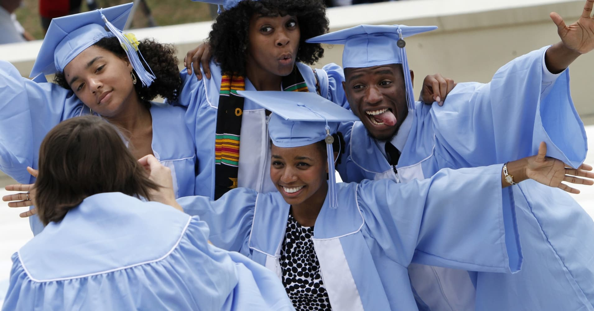 the 10 most and least educated cities in the united states