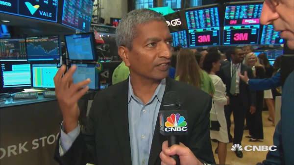 Bloom Energy CEO on clean energy IPO