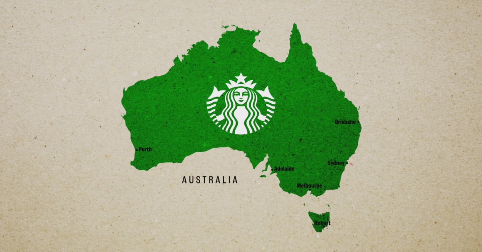 Starbucks Failed Expansion Plan In Australia Explained