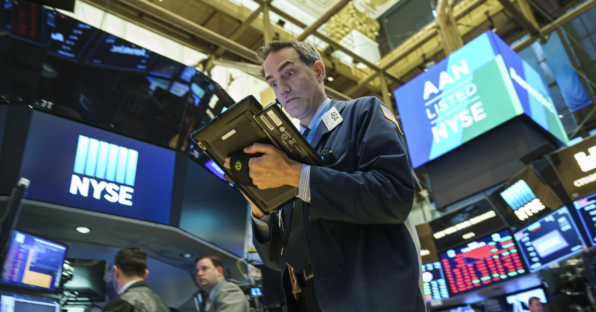 US Treasury yields fall as traders look ahead to data, bond auctions