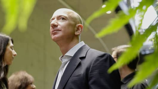 Bernie Sanders introduces the BEZOS Act, slamming Amazon's low wages