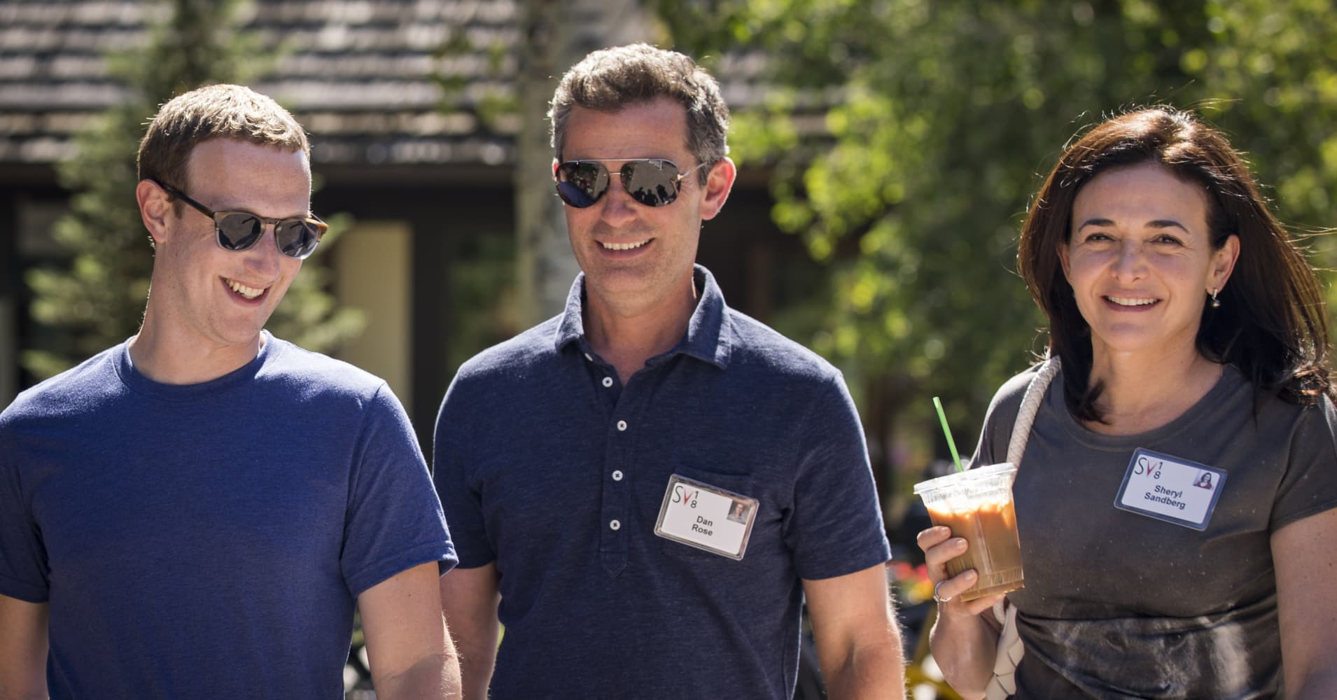 Facebook's 'family' is getting smaller, as several executives head for the exits in a turbulent year
