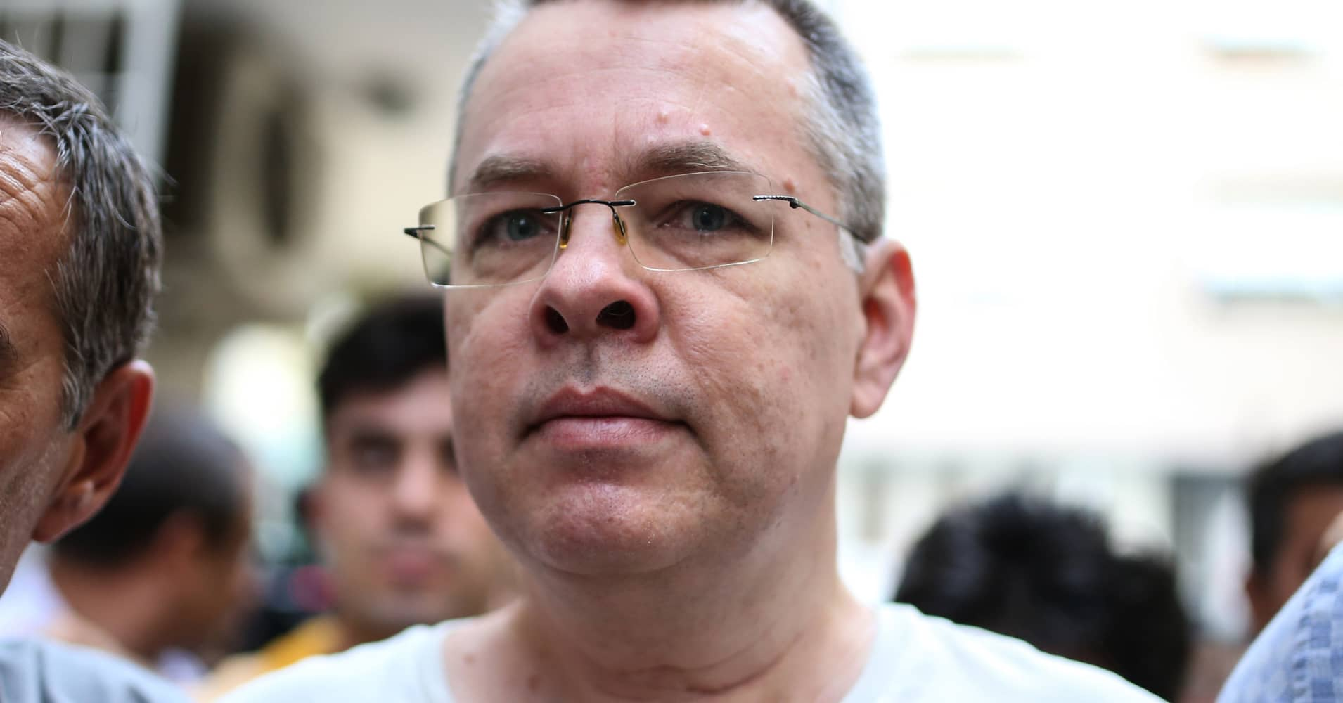Turkish court rules to release US pastor Brunson