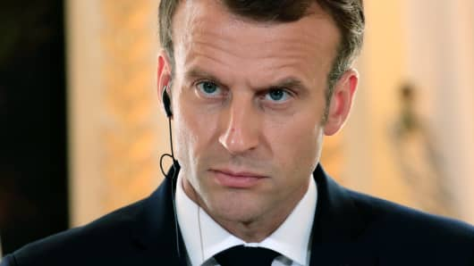 Image result for macron