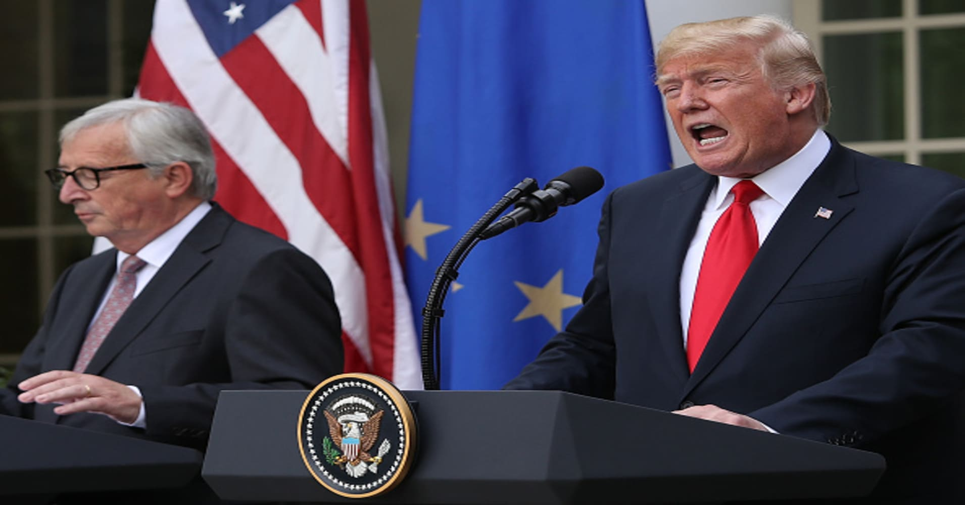 Us China Trade War May Worsen As Trump Pursues Europe Nafta Deals
