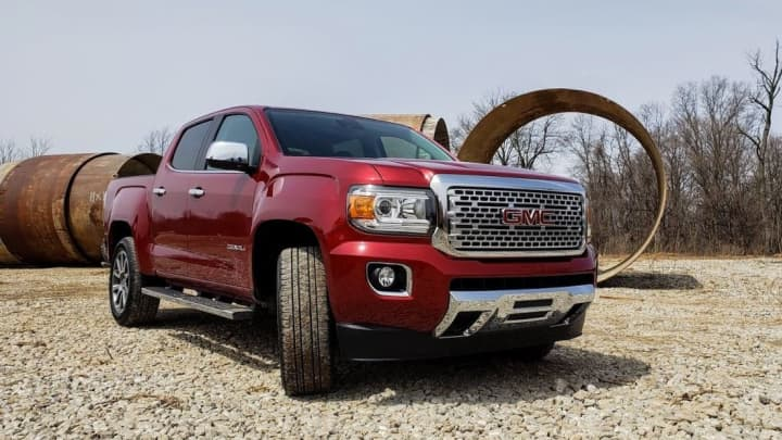 The 2018 Gmc Canyon Denali Is An Unbeatable Pickup Truck At Its Price