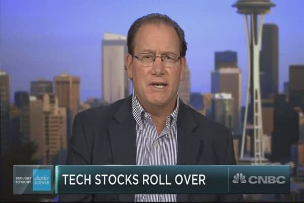 FANG stocks need to drop this much before tech investor Paul Meeks becomes a buyer