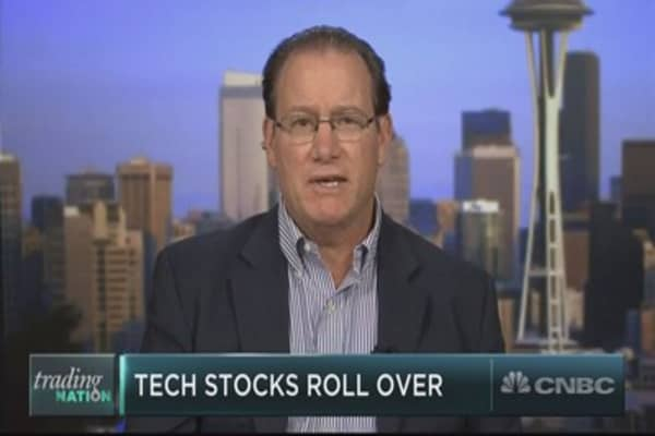 Veteran tech fund manager Paul Meeks reveals what would make him 'reinterested' in Facebook
