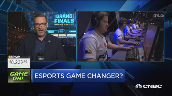 Overwatch League's first ever commissioner gives an inside look at the first ever Grand Finals