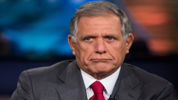 CBS board to discuss Moonves misconduct claims