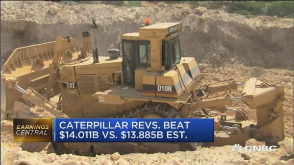 Caterpillar underspending on capital the real issue for the stock, says pro