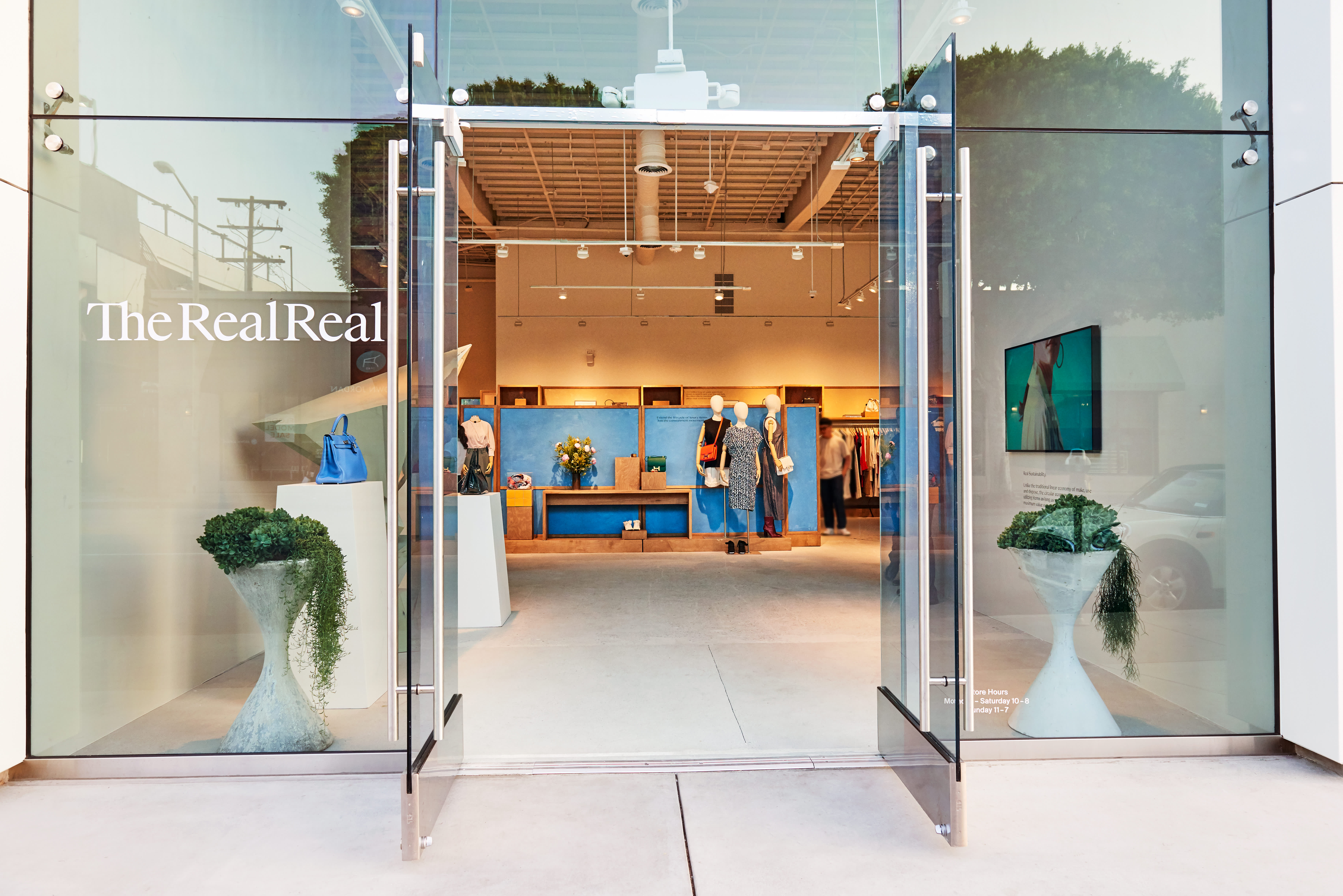 0b610e059af0 Online start-up The RealReal to open its second luxury consignment store