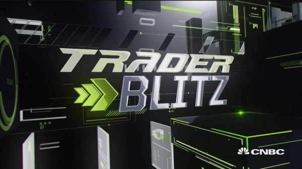 earnings movers, plus a gaming stock under pressure in the blitz