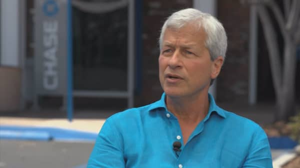 Watch CNBC's exclusive interview with JPMorgan CEO Jamie Dimon