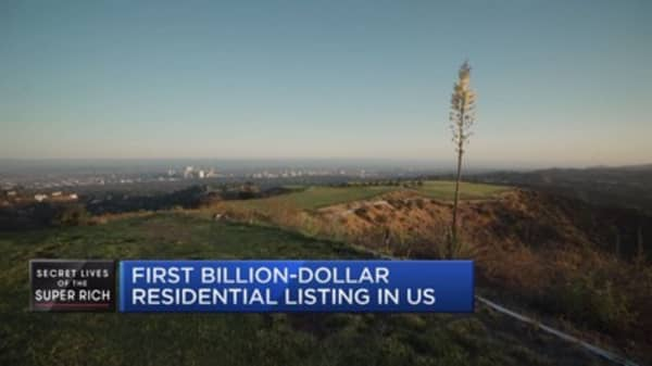 America's most expensive property is $1 billion