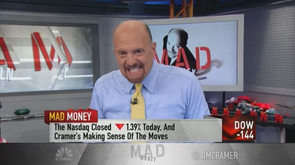 Facebook's 'collateral damage' could be buying opportunity, says Cramer