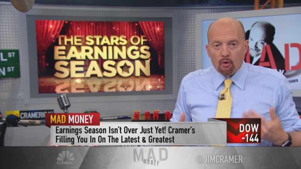 The 'clear winners' of earnings season