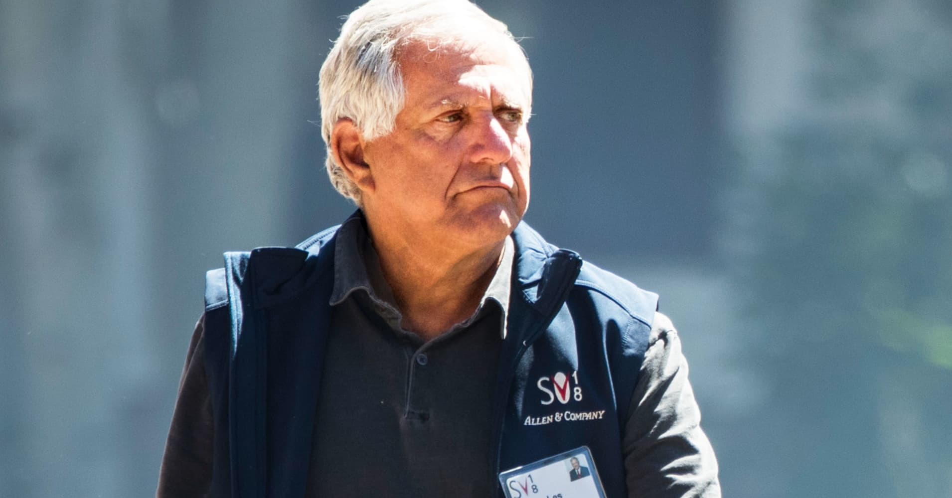 CBS says former CEO Les Moonves will not receive severance pay after sexual misconduct probe