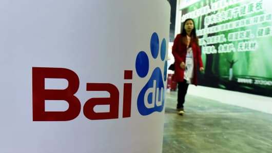 Baidu becomes the first Chinese firm to join US-led A.I. body