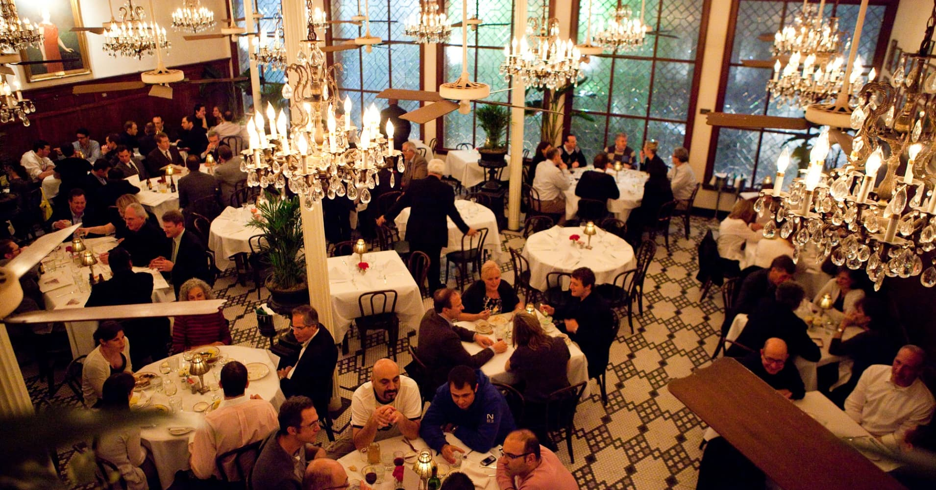 Arnaud's in New Orleans
