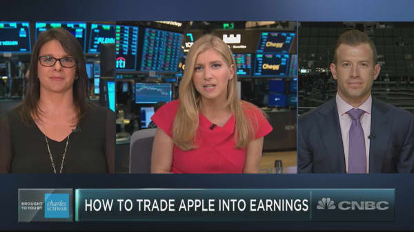 Apple is about to report earnings. Here's what to expect