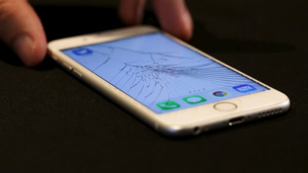 Why i replaced my apple iphone screen myself what solutioingenieria Images