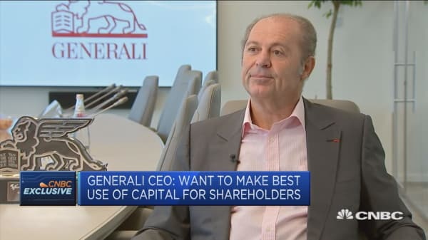 Generali Group CEO