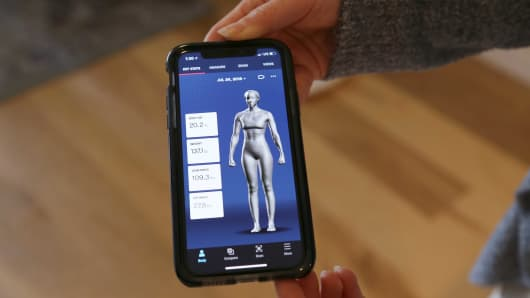 Naked Labs 3D Body Scanner