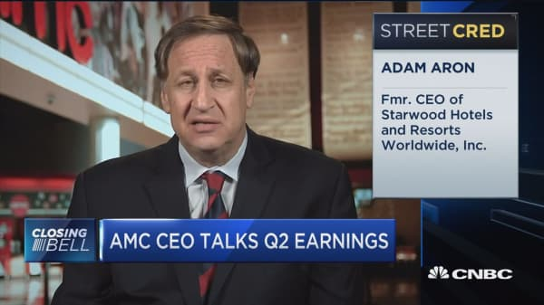 AMC's movie subscription plan Stubs A-List already has 175,000 customers, says CEO