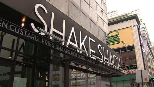 Shake Shack's growth may stall