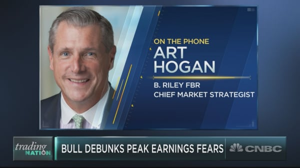 A long-time bull debunks peak earnings fears, suggests a strong year-end rally is ahead