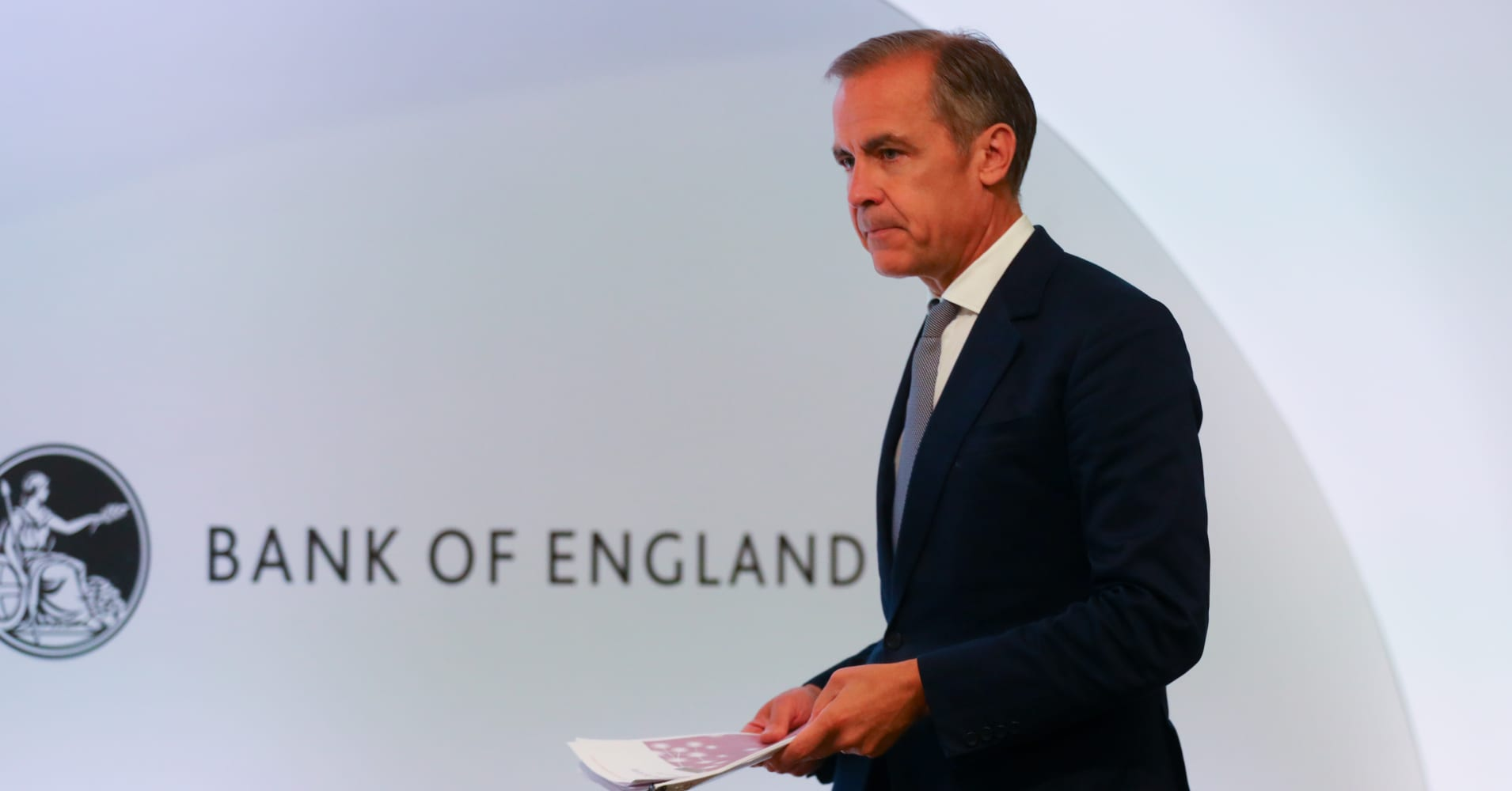 Britain starts search for 'highest caliber' Bank of England governor