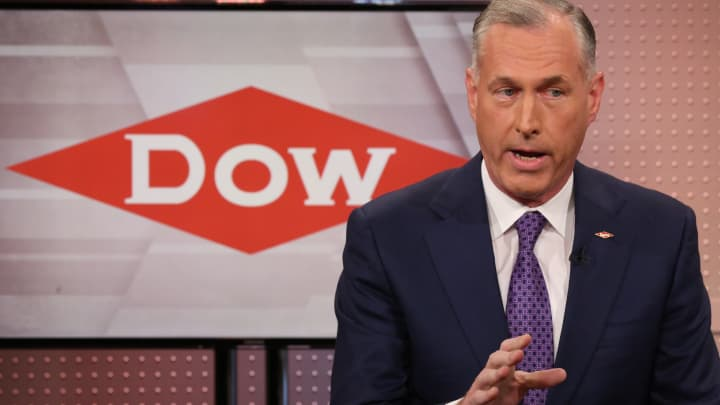 Dow Chemical CEO Jim Fitterling on earnings, buybacks and plastics