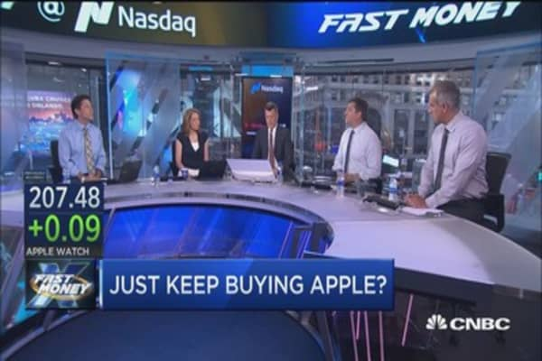 Apple is the most valuable company in the U.S., is it too late to buy?