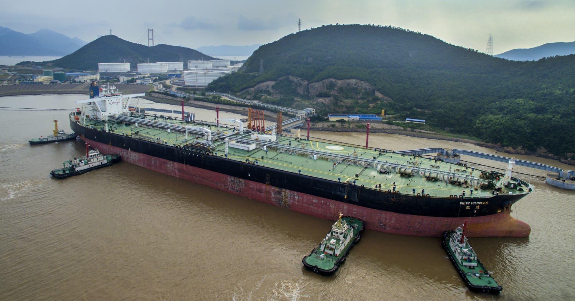 Chinese oil importers avoid US crude despite tariff reversal