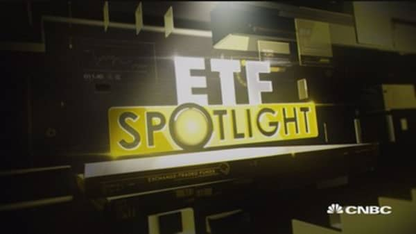 Technology ETFs outperforming the market